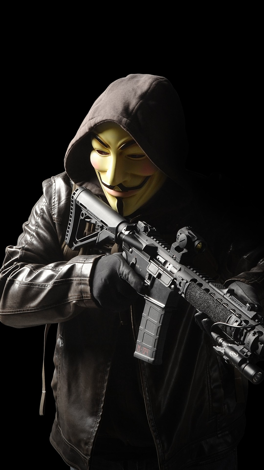 Anonymous Wallpaper