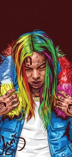 6ix9ine Wallpaper