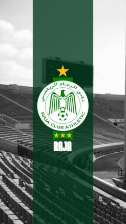 Raja Club Athletic Wallpaper
