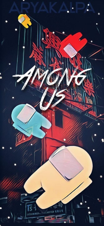 Among Us Wallpaper