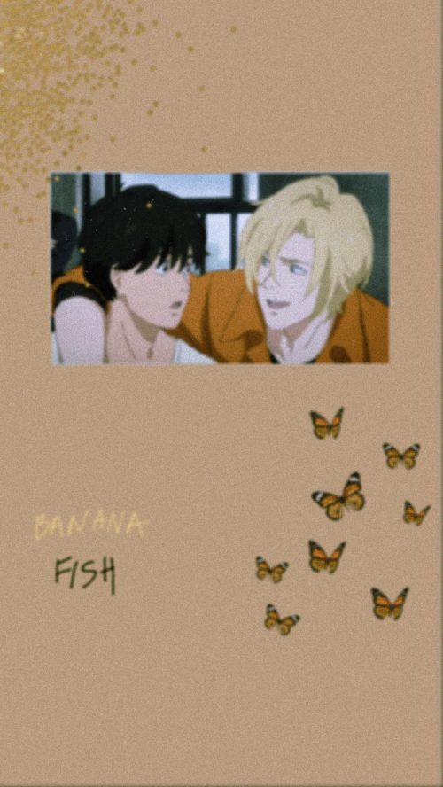 Banana Fish Wallpaper