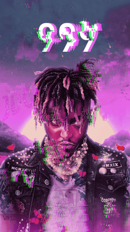 Cool Juice Wrld Wallpaper