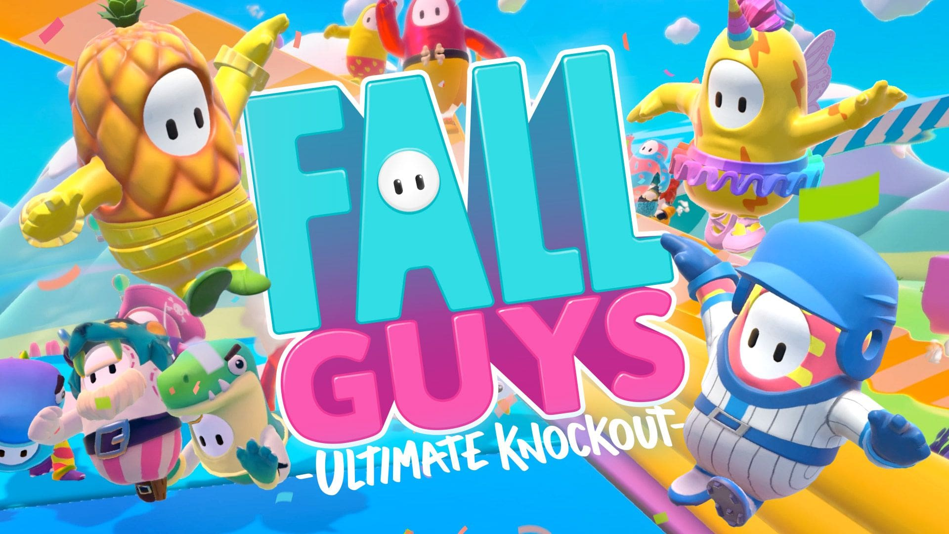 Fall Guys Wallpaper