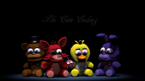 Five Nights At Freddy Fond D Ecran Enjpg