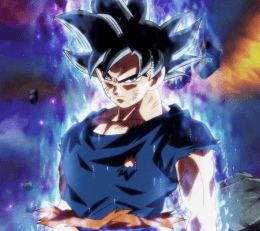 Goku Ultra İnstinct Wallpaper