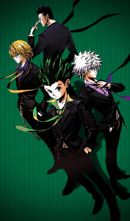 Hunter × Hunter Wallpaper