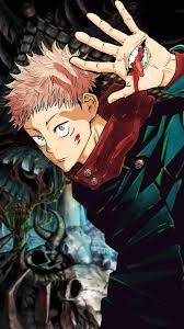Jujutsu Kaisen iphone Wallpaper