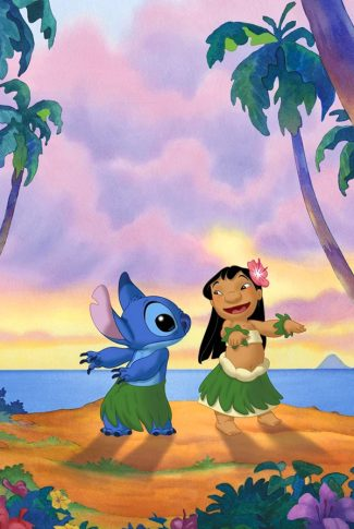 Lilo And Stitch Hintergrundbild