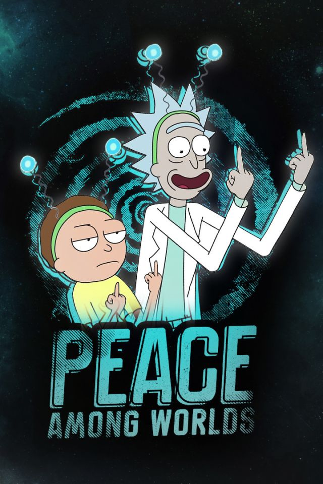 Cool Wallpapers Rick And Morty
