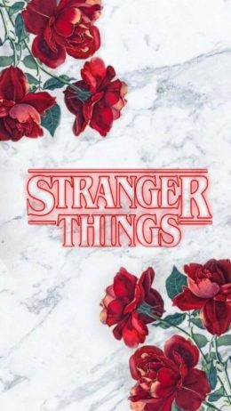 Stranger Things Cute Wallpaper