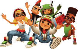 Subway Surfers Wallpaper