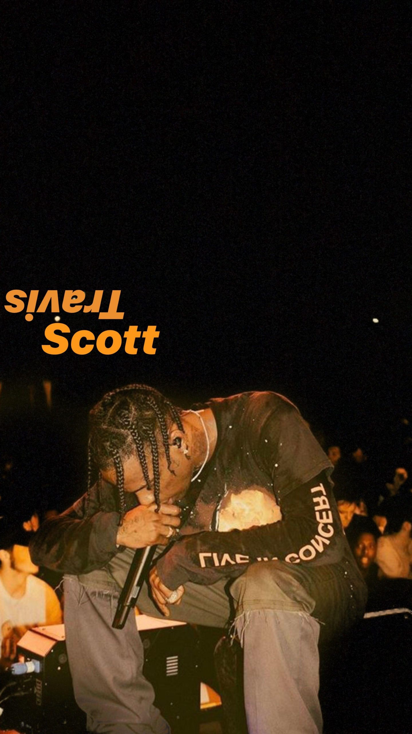 Travis Scott iphone Hintergrundbild