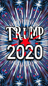 Trump 2020 Phone Wallpaper
